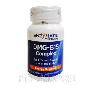 Витамин Enzymatic Therapy DMG-B15 (США)
