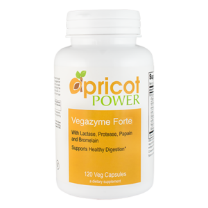 Vegazyme forte, Apricot Power 120, капсул